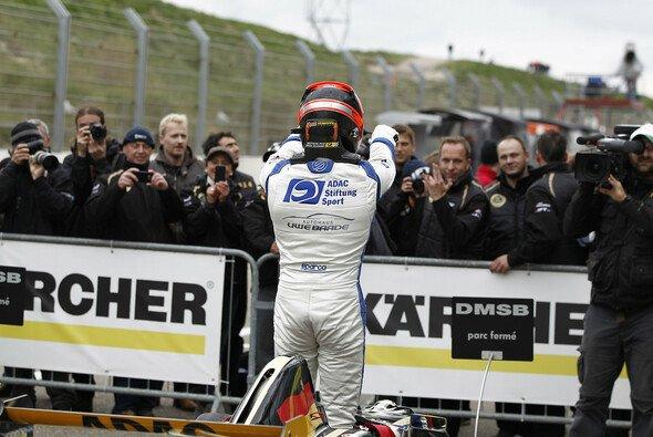 Marvin Kirchhöfer war im ersten Rennen in Zandvoort nicht zu schlagen
