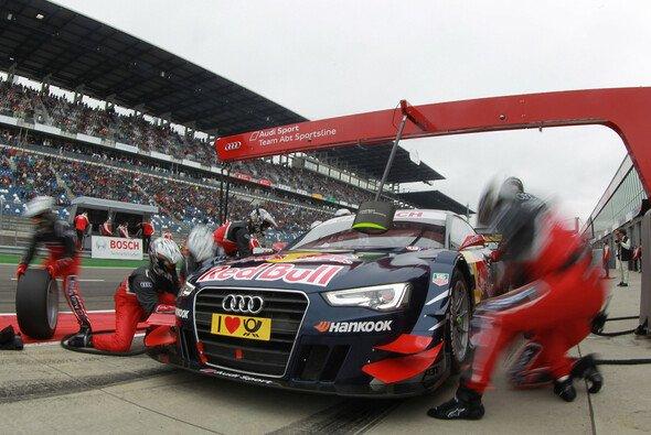 Abt Sportsline: Die schnellsten Reifenwechsel im Jahr 2012 - Foto: Audi
