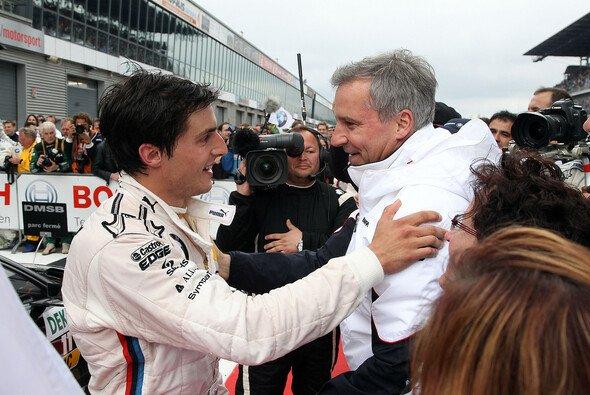 Nach dem Ende der Feierlichkeiten geht es für BMW und Marquardt sofort wieder ans Eingemachte