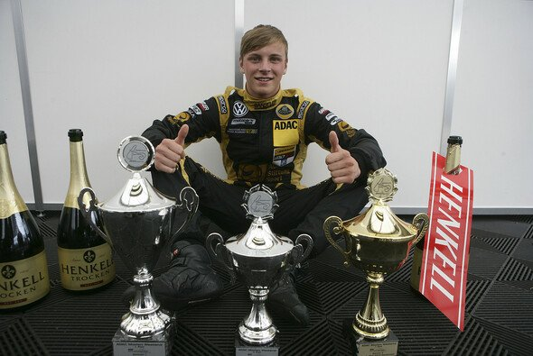 Marvin Kirchhöfer gewann bislang drei Rennen