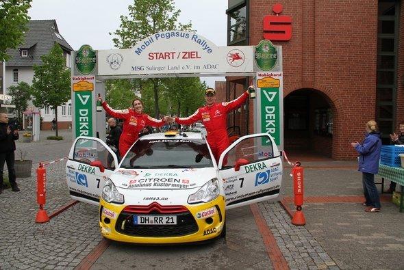 Christian Riedemann führt die 2WD-Wertung souverän an