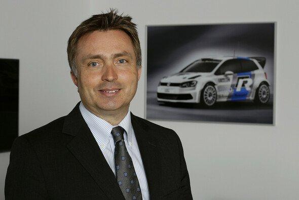 Jost Capito bremst die Erwartungen an Volkswagen zumindest, was die erste Saisonhälfte angeht