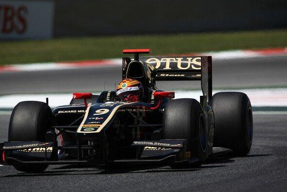 James Calado fuhr in Barcelona als Zweiter aufs Podest
