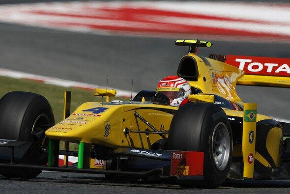 Felipe Nasr belegte in Silverstone die Plätze sechs und drei