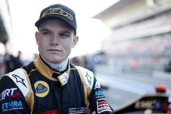 Die Formel 1 als Ziel: Tritt Conor Daly irgendwann in die Fußstapfen seines Vaters?