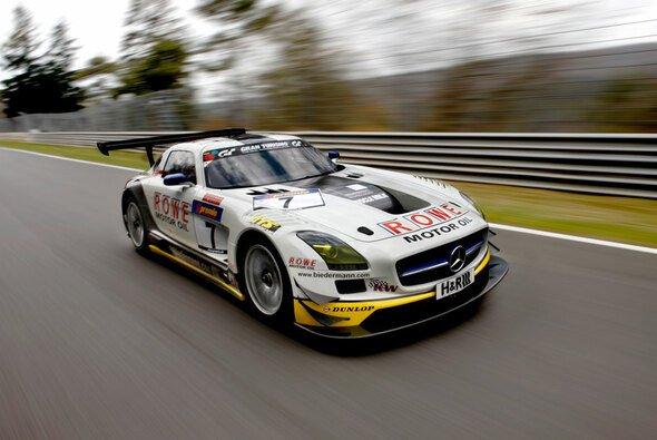 ROWE Racing schickt zwei Mercedes SLS ins 24h-Rennen - Foto: ROWE Racing