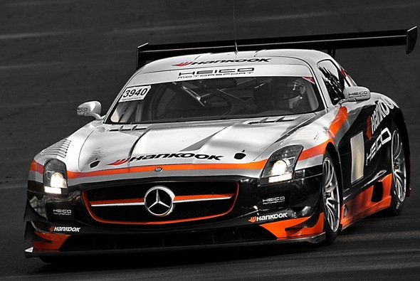 HEICO Motorsport geht mit zwei Mercedes-Benz SLS AMG GT3 an den Start - Foto: Heico Motorsport
