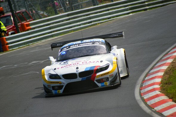 BMW bringt 2013 den Z4 in GTE-Konfiguration an den Start