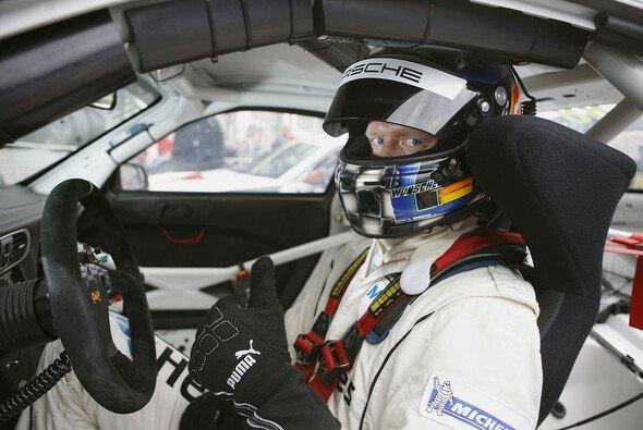 Nicki Thiim in einem Cup-Porsche des Attempto-Racing-Teams