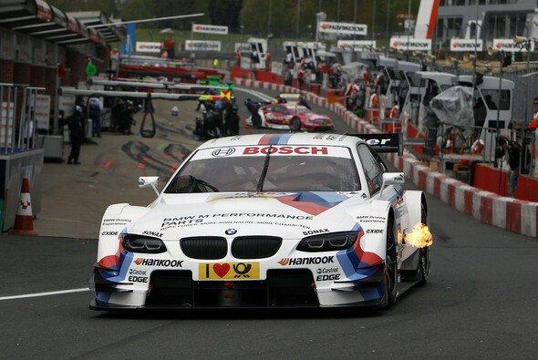 Martin Tomczyk war am Freitag der Schnellste - Foto: BMW AG