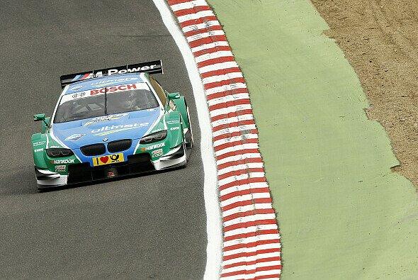 Augusto Farfus war etwas schneller als die Konkurrenz - Foto: DTM