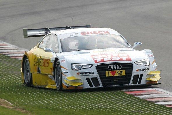 Gelingt Timo Scheider in Brands Hatch eine Aufholjagd? - Foto: Audi