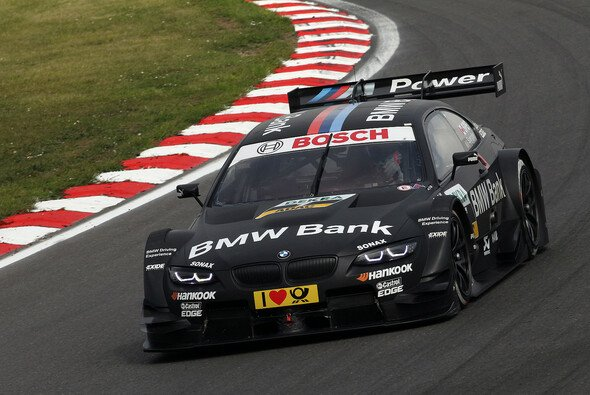 Kann Bruno Spengler auch im Rennen punkten? - Foto: BMW AG