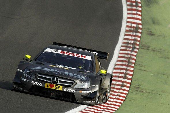 Wo landet Ralf Schumacher auf dem Nürburgring - Foto: DTM