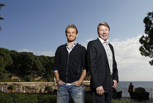 Mika Häkkinen schreibt Nico Rosberg noch nicht ab