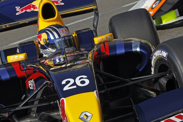 In der Formel Renault 3.5 ging es für Williamson zuletzt nicht weiter