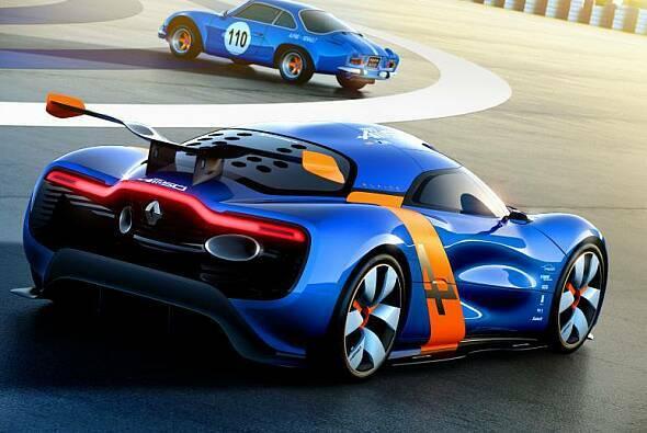 Die Neuauflage des Alpine bleibt Renault vorbehalten