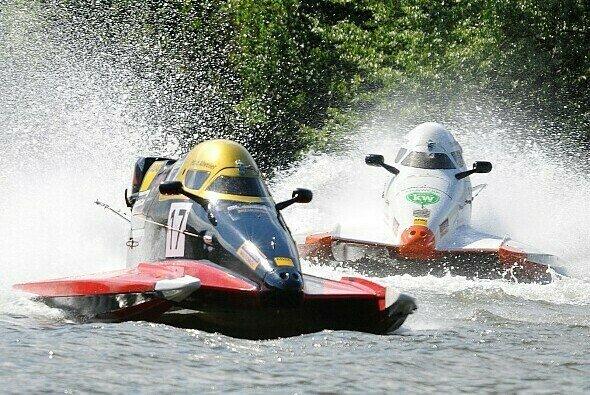 Dean Stoneman hat die Seiten gewechselt und gibt jetzt auf dem Wasser Gas - Foto: ADAC