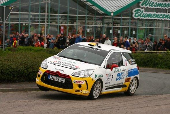 Christian Riedemann freut sich auf die Rallye Deutschland