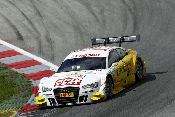 Audi testete in Magny Cours