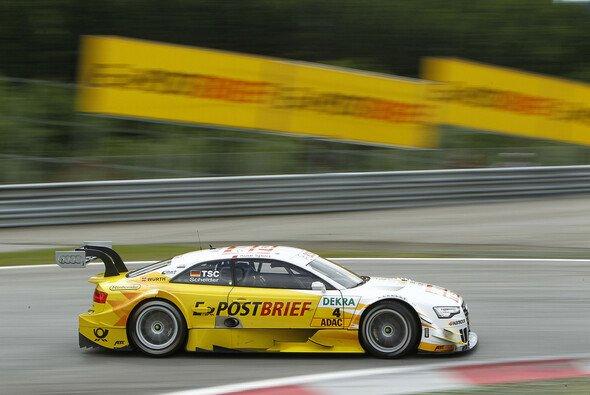 Timo Scheider schaffte es bis auf Platz sechs in Spielberg - Foto: Audi