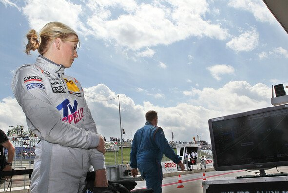 Susie Wolff blickt zufrieden auf ihre DTM-Karriere zurück