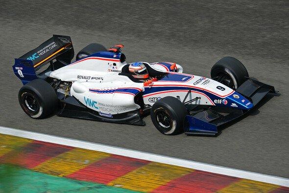 Walter Grubmüller verpasste die Top-10 - Foto: Renault Sport