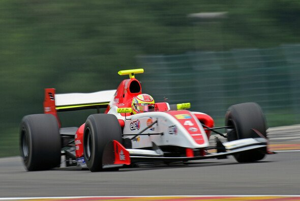 Wieder sicherte sich Robin Frijns einen Sieg in der World Series by Renault