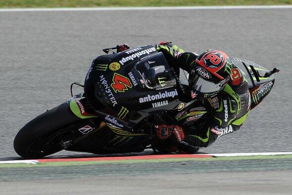Andrea Dovizioso war am Testtag gut unterwegs - Foto: Milagro