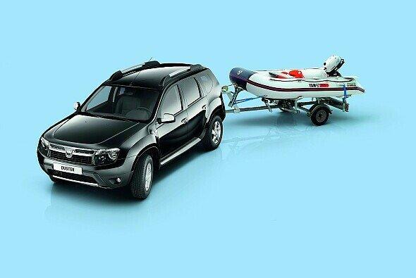 Das Marine-Paket für den Dacia Duster ist auf 100 Exemplare limitiert