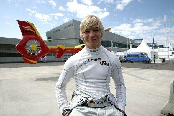 Lucas Wolf startet 2014 für HTP Motorsport