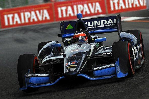 Für welches Team fährt Rubens Barrichello 2013?