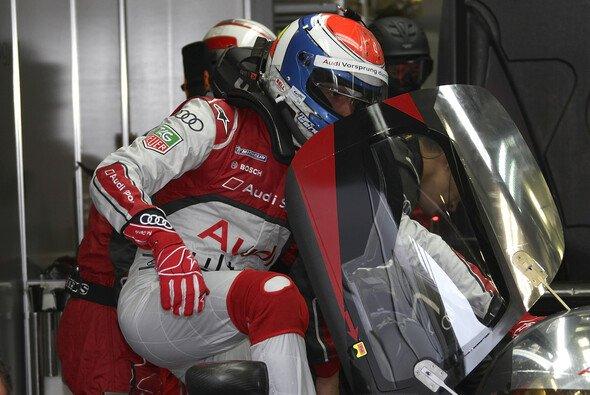 Marc Gené bestreitet für Audi die 24h von Le Mans