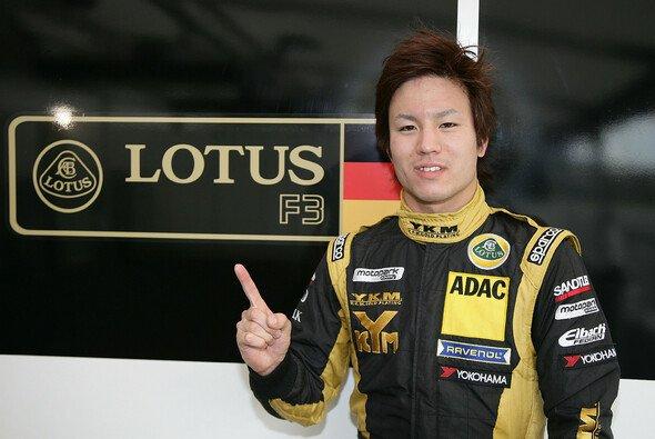 Kimiya Sato schlug in Spa gleich zweimal zu