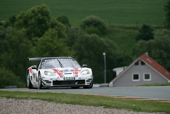 Keilwitz und Alessi siegten knapp, aber kontrolliert - Foto: ADAC GT Masters