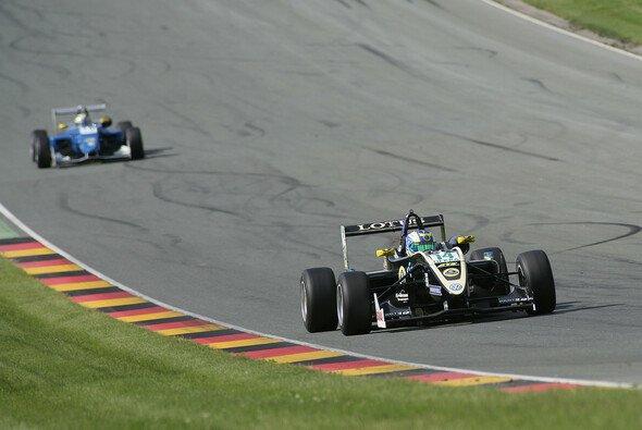 Jimmy Eriksson gewann die F3-Cup Meisterschaft 2012