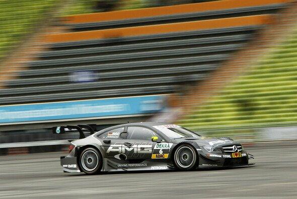 Mercedes geht das Showevent in München ebenso konzentriert an wie jedes andere Rennen - Foto: DTM