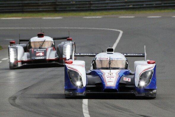 Audi und Toyota begeisterten nicht nur in Le Mans