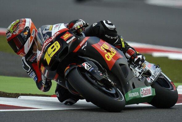 Alvaro Bautista feierte seine erste MotoGP-Pole-Position - Foto: Milagro
