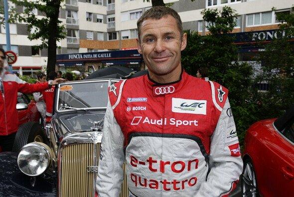 Tom Kristensen gewann sechs Mal die 24 Stunden von Le Mans