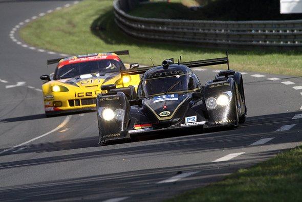 2013 kämpfen sämtliche WEC-Fahrer um Titel