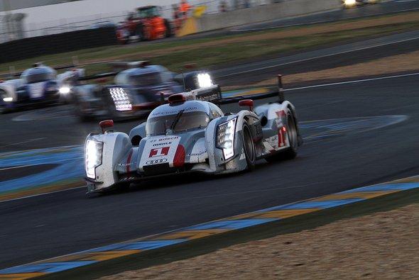 Treluyer kämpft mit seinen Teamkollegen um den Titel, Toyota ist Zünglein an der Waage
