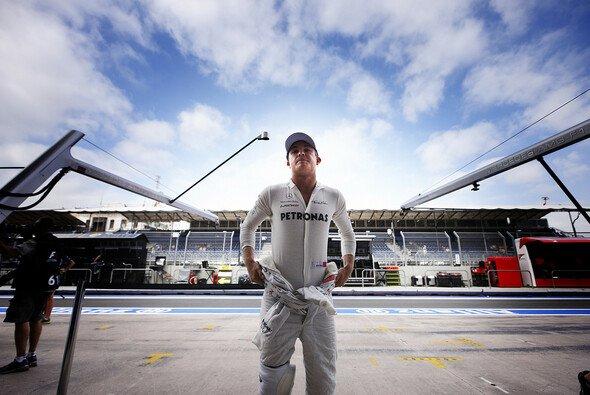 Gute Aussichten: Nico Rosberg hat heuer noch viel vor