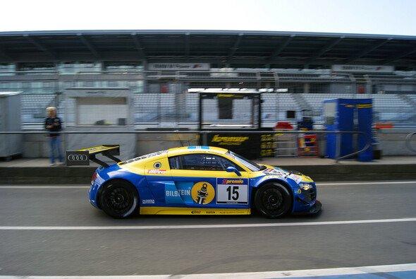 Frank Stippler und Marc Basseng brachten den Phoenix-R8 erneut an die Spitze