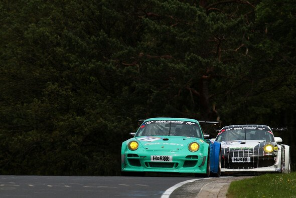 Falken Motorsport geht mit Martin Ragginger und Sebastian Asch an den Start