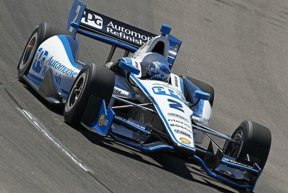 Gut sieht Ryan Briscoes IndyCar-Zukunft derzeit nicht gerade aus