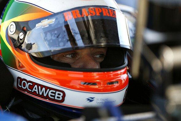 Rubens Barrichello im Indy-Auto von KV Racing - Foto: IndyCar/LAT USA
