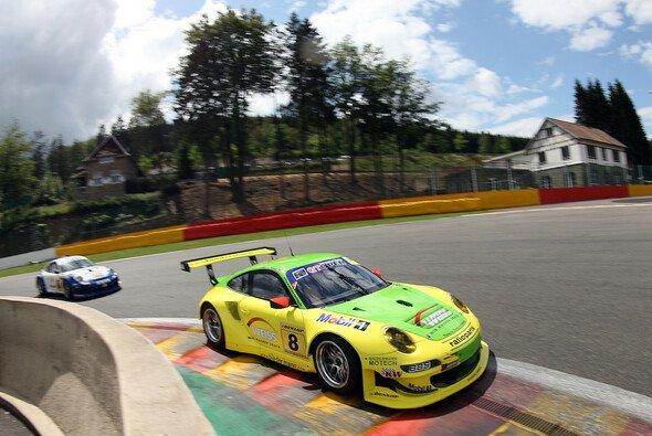 Manthey Racing bleibt weiterhin im Titelrennen