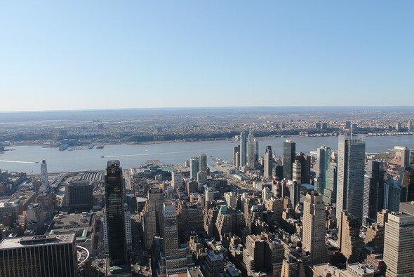 Wann gibt es endlich das langersehtne Rennen am Ufer des Hudson Rivers?