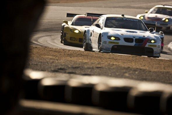 Joey Hand fehlt BMW RLL wegen seines Parallelengagements in der DTM